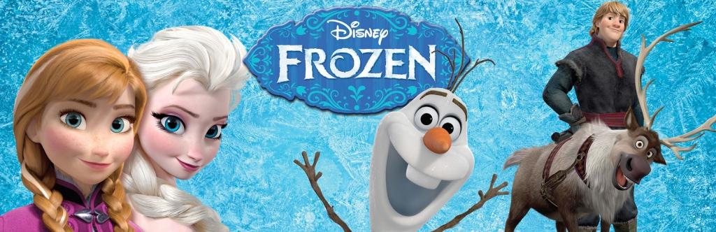 Die Eiskönigin: Elsa, Anna & Olaf