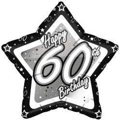 Black Glitz - 60. Geburtstag