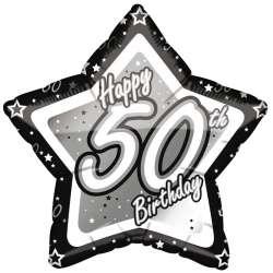 Black Glitz - 50. Geburtstag