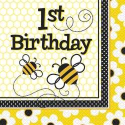 Busy Bee<BR>1. Geburtstag