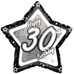 Black Glitz - 30. Geburtstag