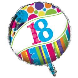 Bright & Bold - 18. Geburtstag
