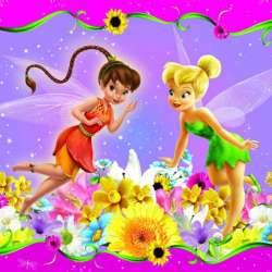 Tinkerbell Springtime