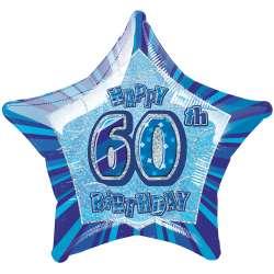 Blue Glitz - 60. Geburtstag