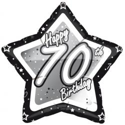 Black Glitz - 70. Geburtstag