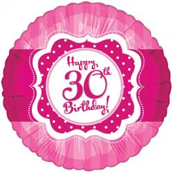 Perfectly Pink - 30. Geburstag