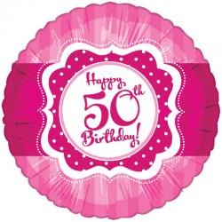 Perfectly Pink - 50. Geburstag