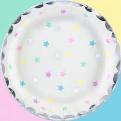 Pastel Stars Baby Shower