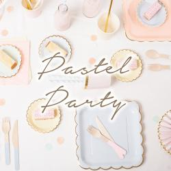 Pastell Party - Shower