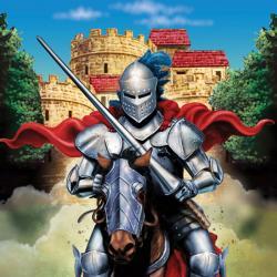 Tapferer Ritter