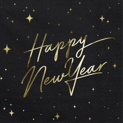 Black & Gold Neujahr