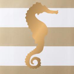 Preppy Seahorse Party