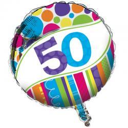 Bright & Bold - 50. Geburtstag