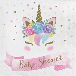 Pastel Unicorn Shower