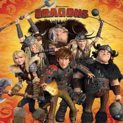 Dragons - die Drachenreiter