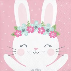 Pink Bunny Ostern
