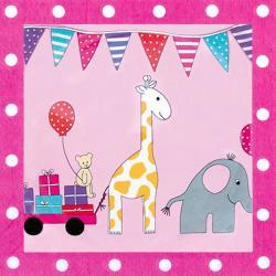 1. Geburtstag Rosa Parade der Tiere