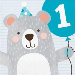 1st Birthday Bear