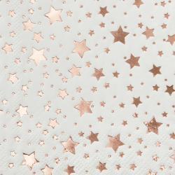 Metallic Star Roségold