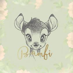 Bambi 1. Geburtstag