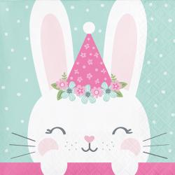 Pink Bunny Baby Shower