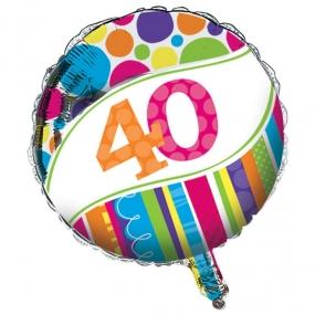 Bright & Bold - 40. Geburtstag