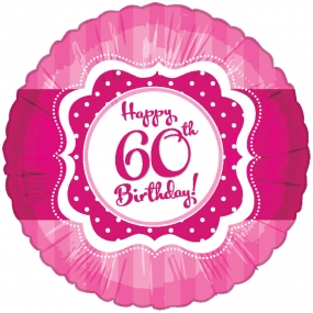 Perfectly Pink - 60. Geburstag