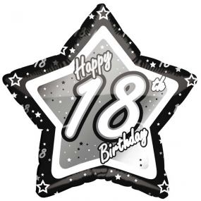 Black Glitz - 18. Geburtstag