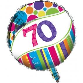 Bright & Bold - 70. Geburtstag