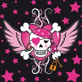 Piraten Mädchen