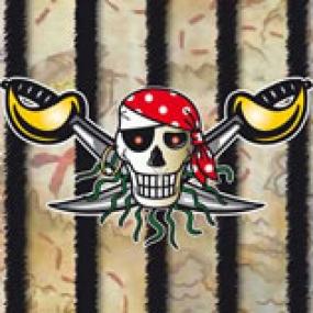 Roter Pirat