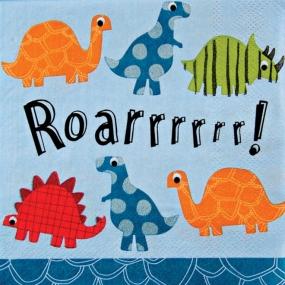 Roarrrr! Dinoparty