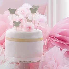 We Love Pink - 1st Birthday
