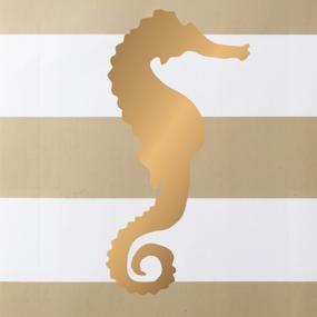 Preppy Seahorse