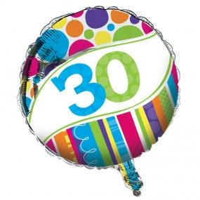 Bright & Bold - 30. Geburtstag