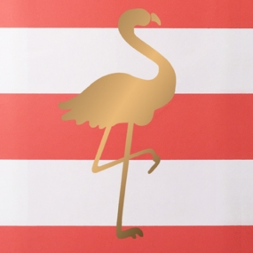 Preppy Flamingo