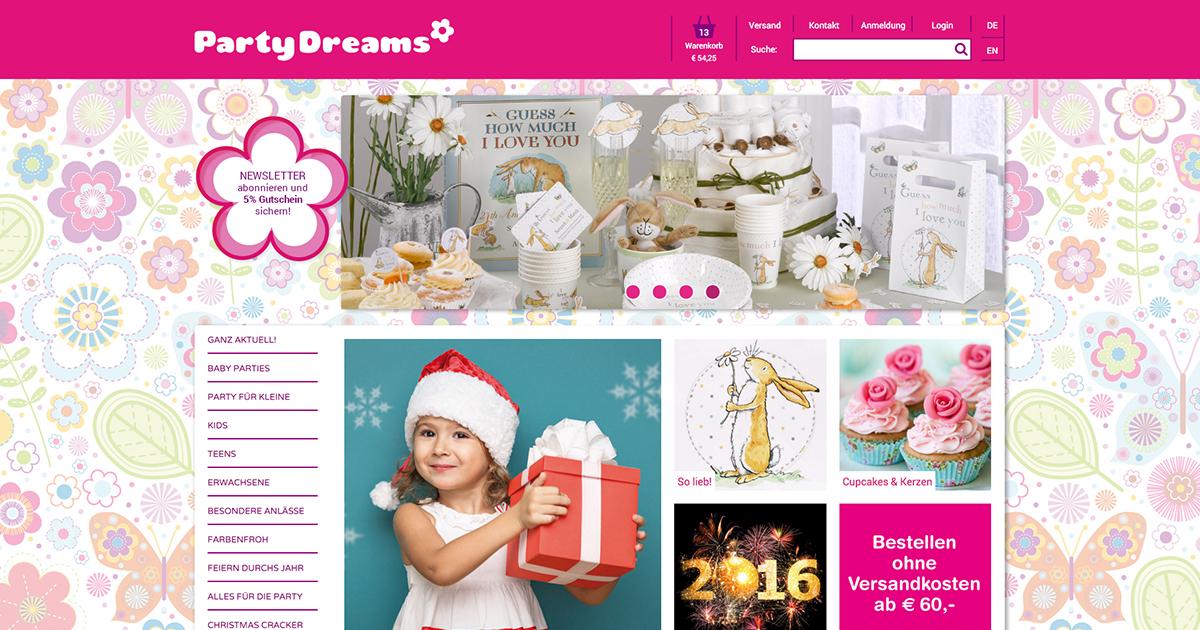 online shop f r partyartikel und dekoration. Black Bedroom Furniture Sets. Home Design Ideas