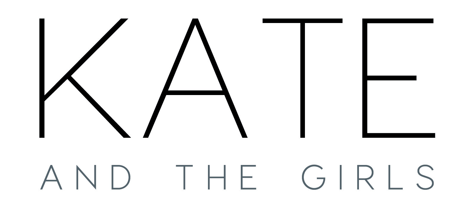 Kate and the Girls Logo